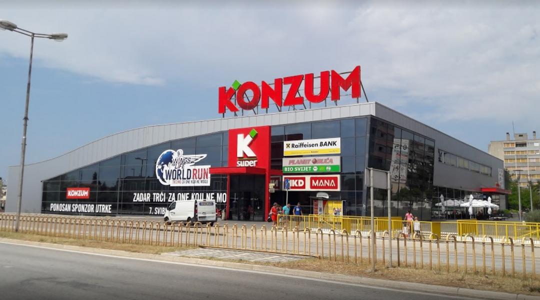 Zadar Shopping Capitol otvara u prosincu